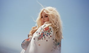 Eerie and cathartic rather than showy … Kesha.