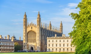The University of Cambridge is also part of the Russell Group.