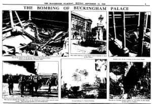 Manchester Guardian, 16 September 1940.