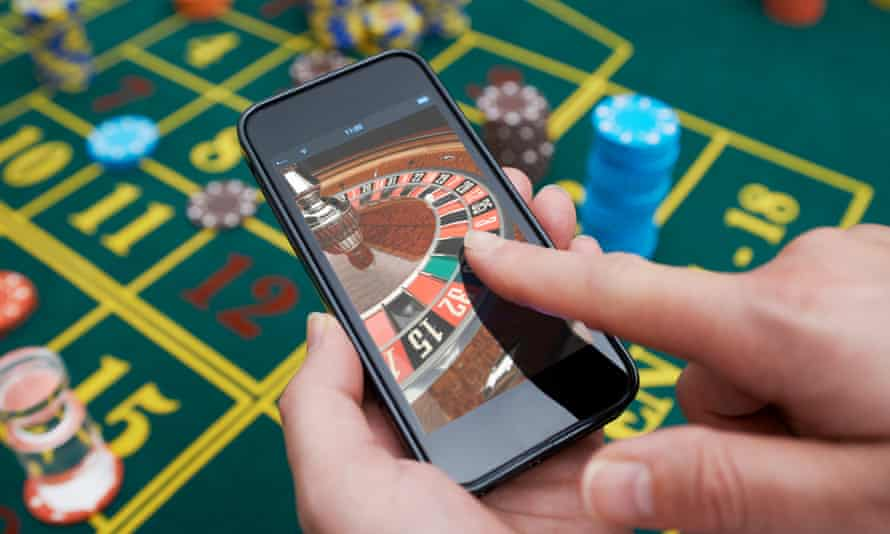 'My inbox has been inundated with messages about offers aimed at people who usually place sports bets to trial other much more addictive casino-style games instead.'