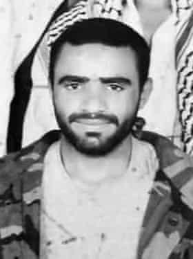 Mansoor Adayfi, before he was kidnapped.