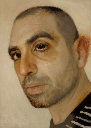 Still Hereby Ignacio Rojas (self portrait)
