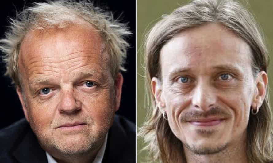 Toby Jones and Mackenzie Crook reunite for Radio 4's Marcovaldo.