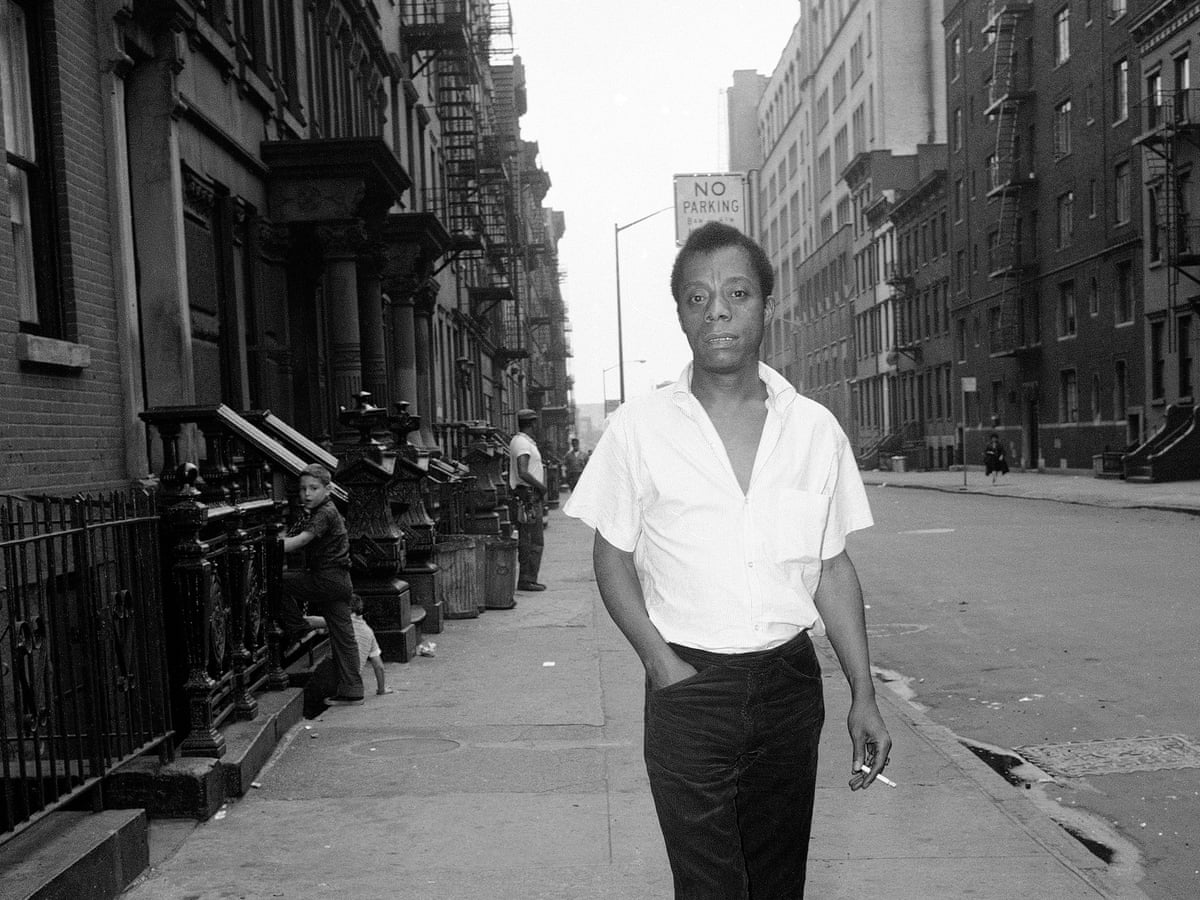 The fire this time – the legacy of James Baldwin | Books | The ...