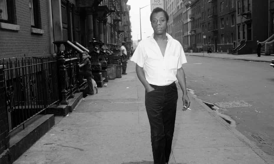 'A giant and an anomaly': James Baldwin in New York, June 1963