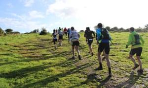 wildrunning.co.uk Dartmoor wild running
