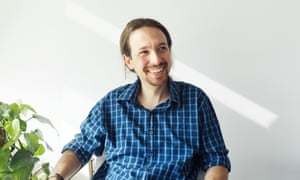 """Pablo Iglesias, leader of Spain's Podemos party, which translates to """"We can"""" G2 interview"""