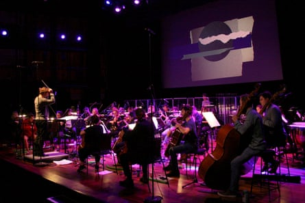André de Ridder conducts the Southbank Sinfonia for BBC Radio 3's Unclassified Live