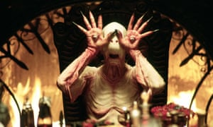 Pan's Labyrinth, directed by Guillermo del Toro.