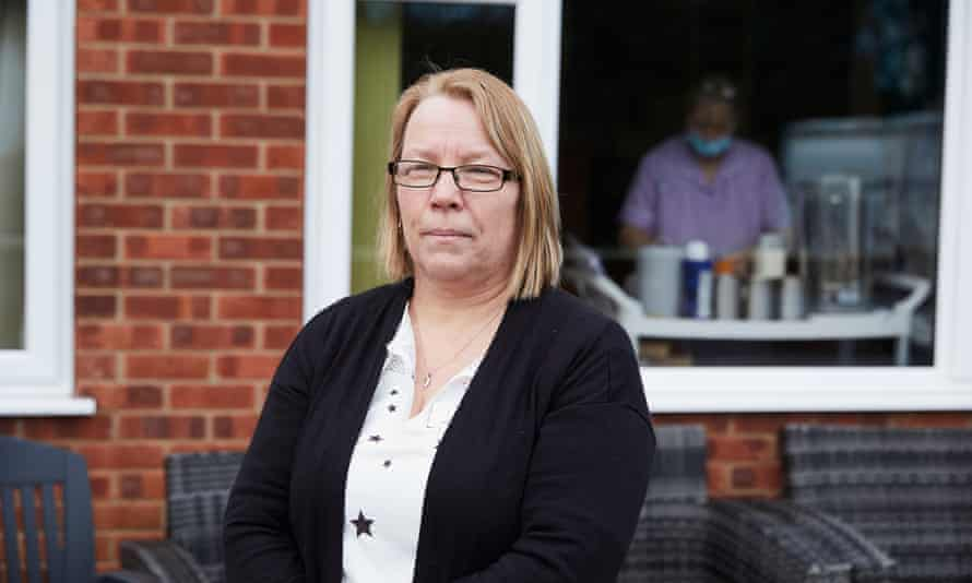Diane Vale, manager at The Old Hall care home, said: 'You expect to lose residents periodically but not that quickly and in that number. The effects on staff emotionally and mentally are horrendous.'