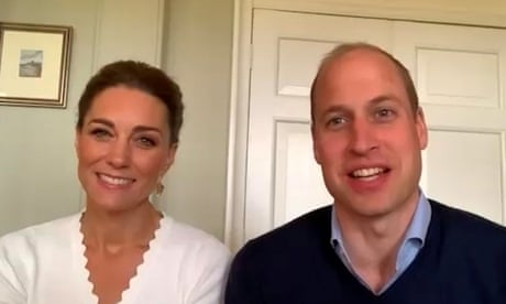 Prince William is counsellor for mental health crisis service