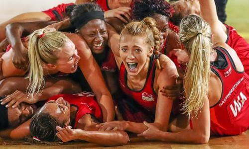 Who are the team of 2018  My vote goes to England s women netballers ... 6c156df4cc