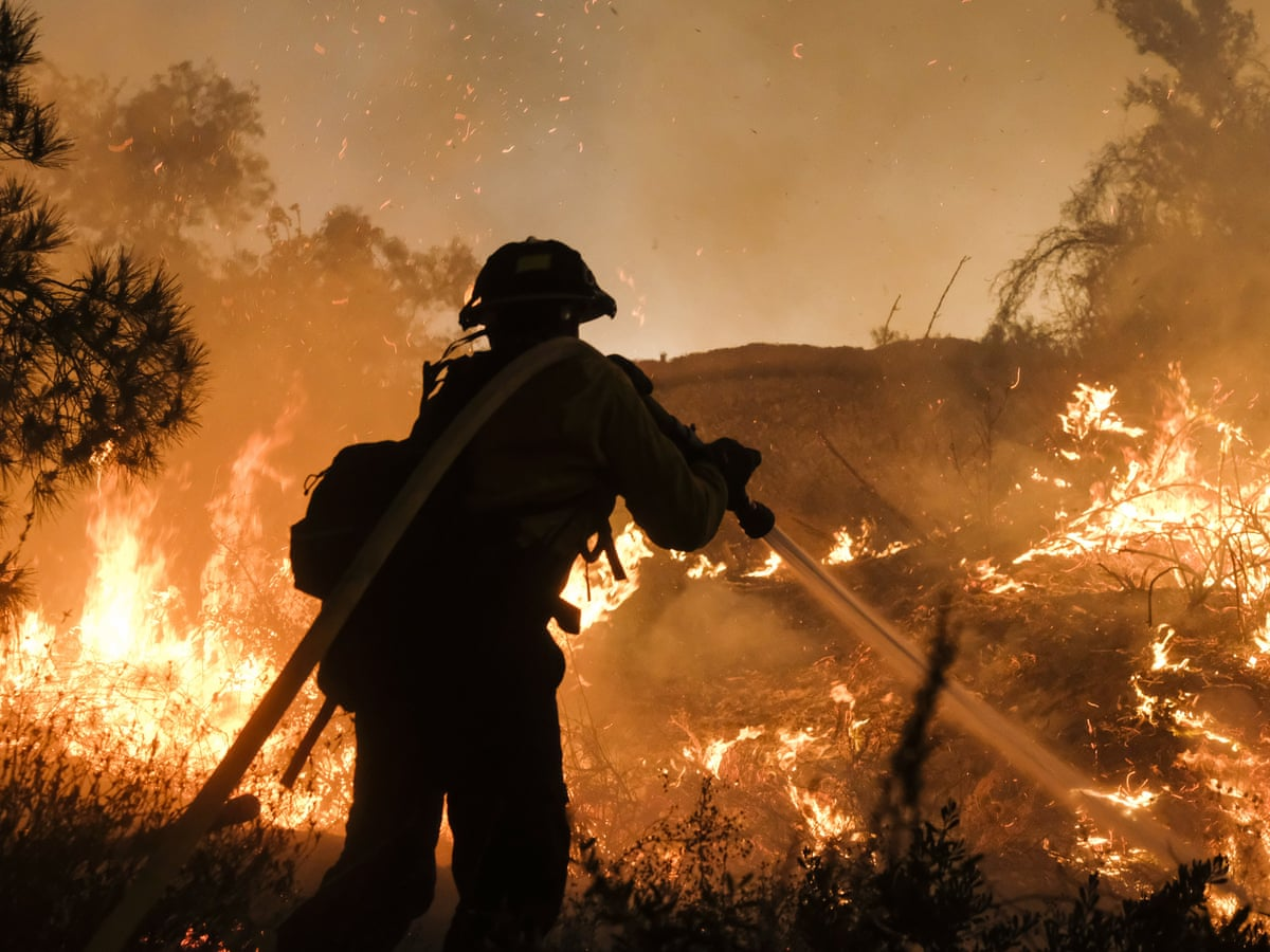 We have 12 years to limit climate change catastrophe, warns UN | Climate  change | The Guardian