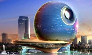 Full Moon Tower, Baku