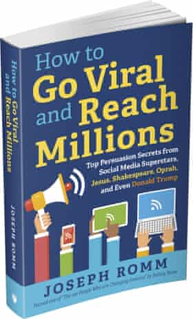 The cover of 'How to Go Viral and Reach Millions'