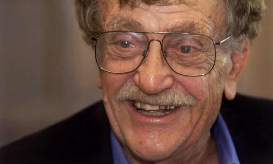 'It was so simple and looked like so much fun' … Kurt Vonnegut.