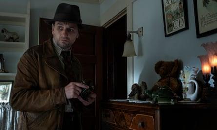 Matthew Rhys as Perry Mason.