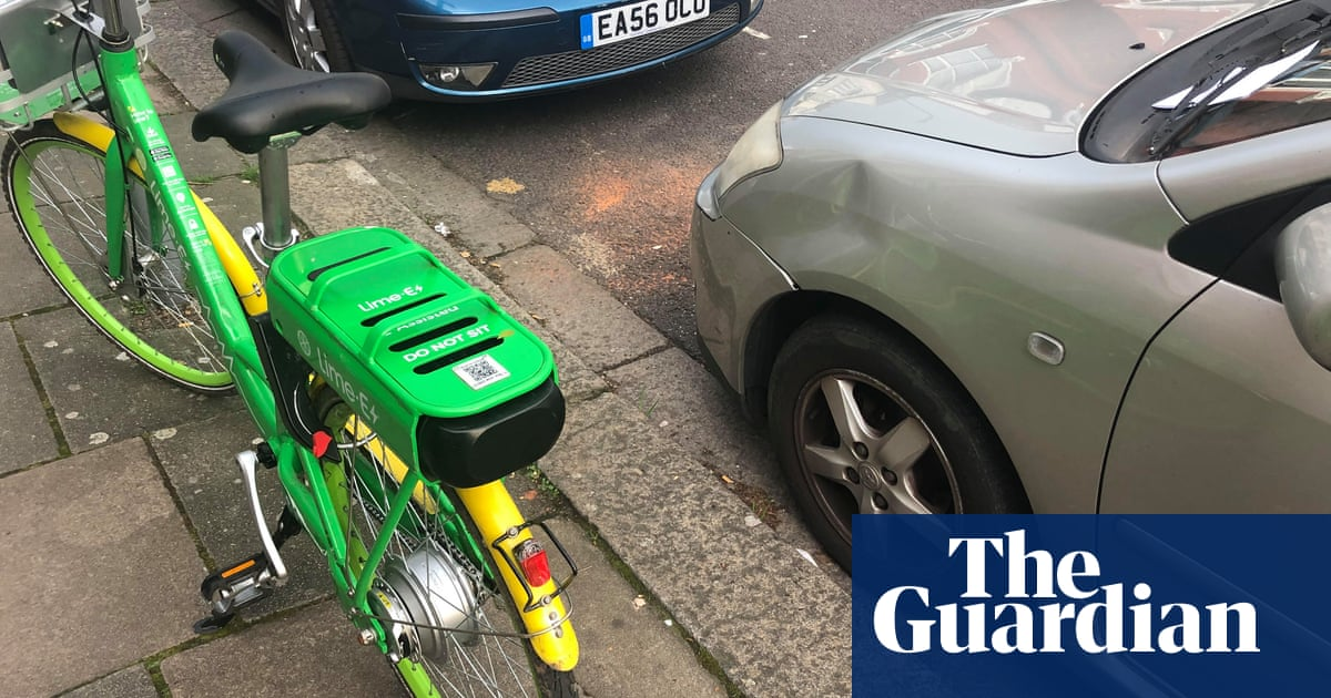 Lime E Bike Company Won T Pay For 900 Damage To My Car