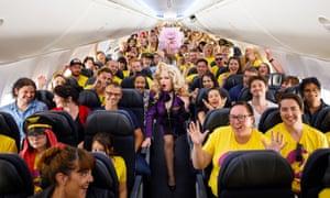 Air Mofo's maiden flight