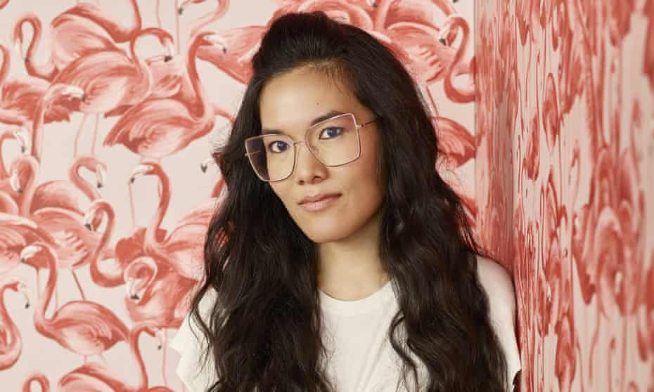Comedian Ali Wong: 'I was raised to be very open about my body.'