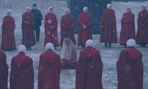 Margaret Atwood's screen adaptation of The Handmaid's Tale.