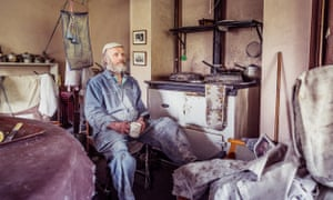 Miller Nigel Moon in his Rutland home, by Euan Myles.