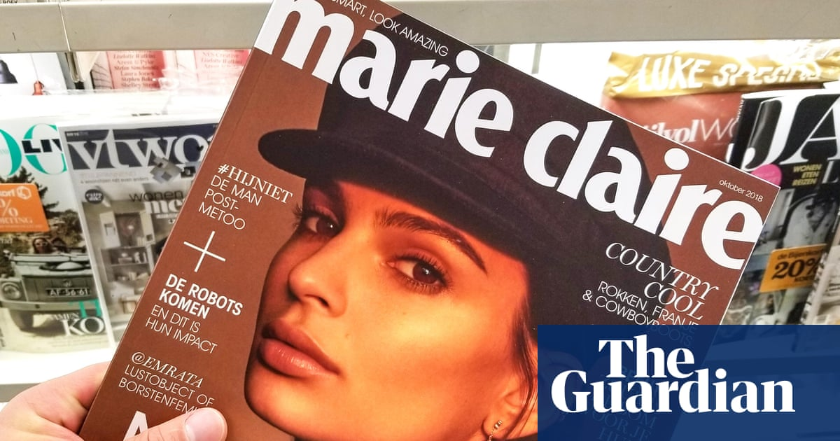 Marie Claire owner reports record profits on back of Covid reading boom
