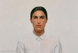 Self-Portrait by Tsering Hannaford