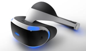 The PlayStation VR headset. Its design makes it more comfortable than other solutions