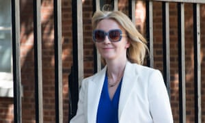 Liz Truss's attack on Michael Gove was described by one senior backbencher as a 'full-frontal assault'.