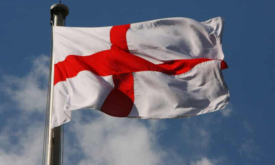Celebrations And Flag Flying On St George's Day