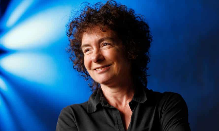 Writer Jeanette Winterson.