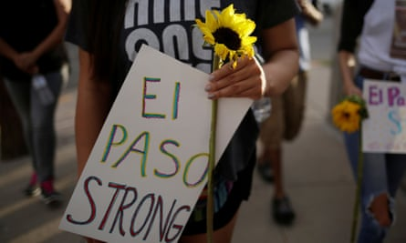 A mass shooting at a Walmart store, in El Paso, Texas, left at least 20 dead.