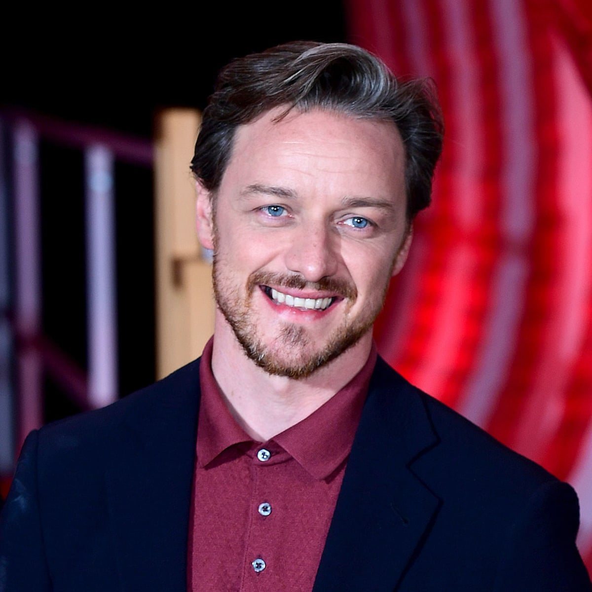 James McAvoy will be doing the detective work': is My Son the future of film?   James McAvoy   The Guardian