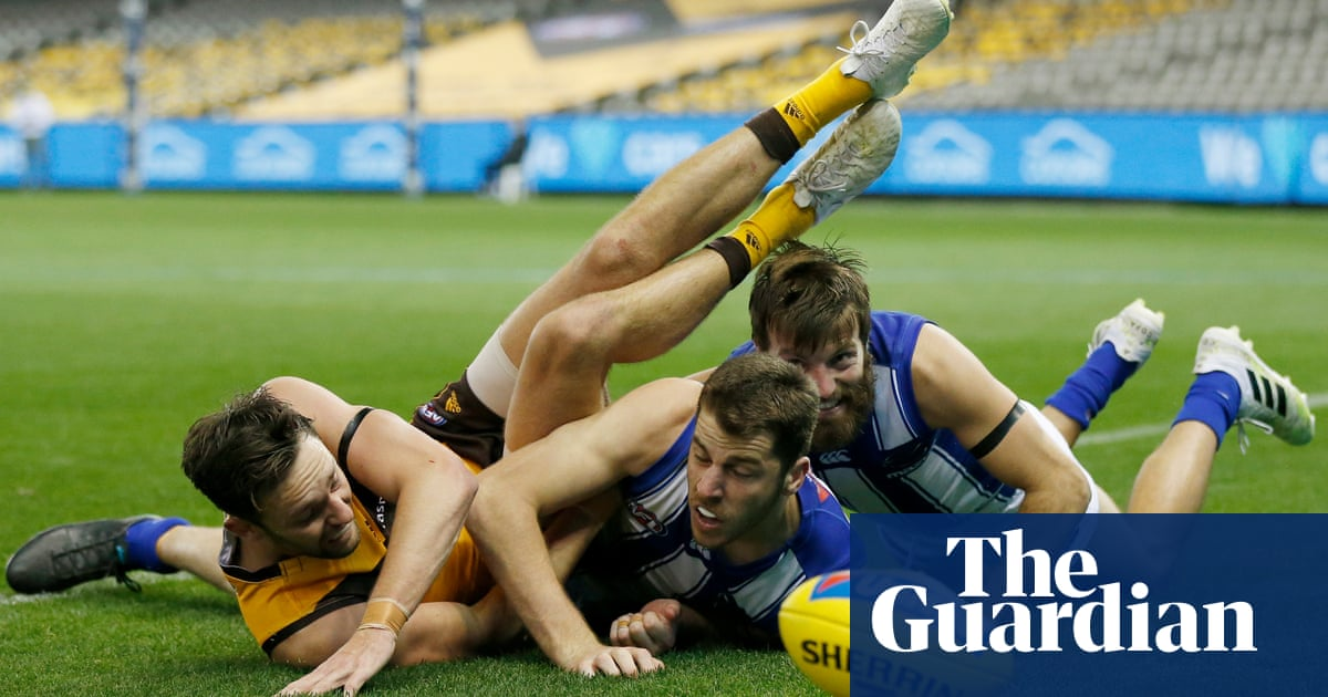 The AFL is in a dreadful space but concern over lost aesthetic is not new | Scott Heinrich