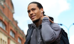 Virgil van Dijk will have to move out of his rented home.