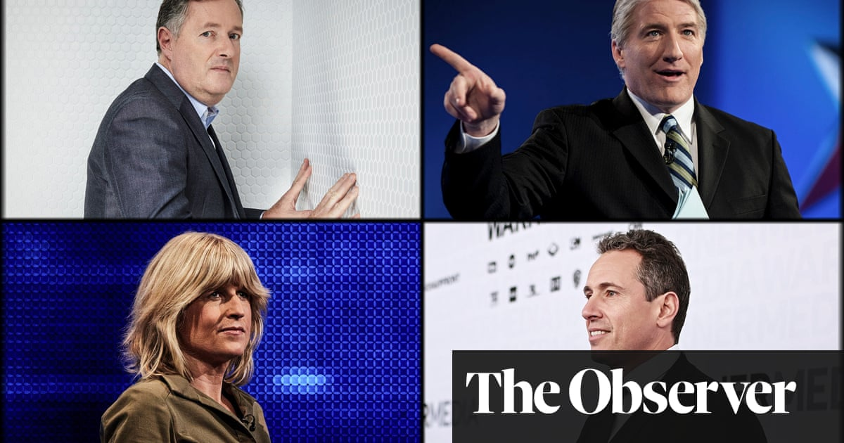 Star hosts gear up as Britain braces for partisan TV news