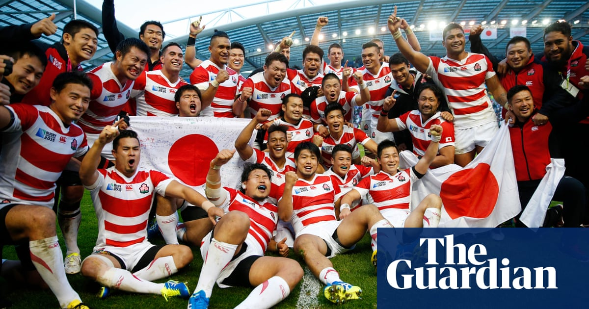 1833a1082b21 Japan s 2019 World Cup organisers have chance to lift rugby from sport  shadows
