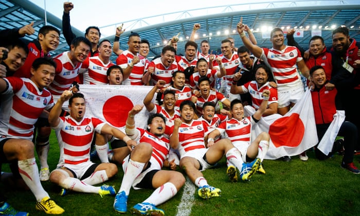 f55d6aaab Japan s 2019 World Cup organisers have chance to lift rugby from sport  shadows