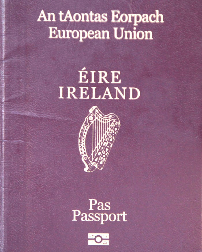 Irish Passports Soar In Popularity After Brexit Vote World News