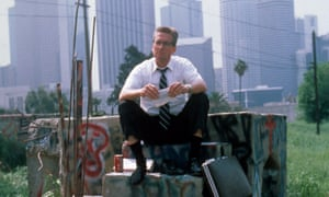 Michael Douglas stars in 1993's Falling Down.