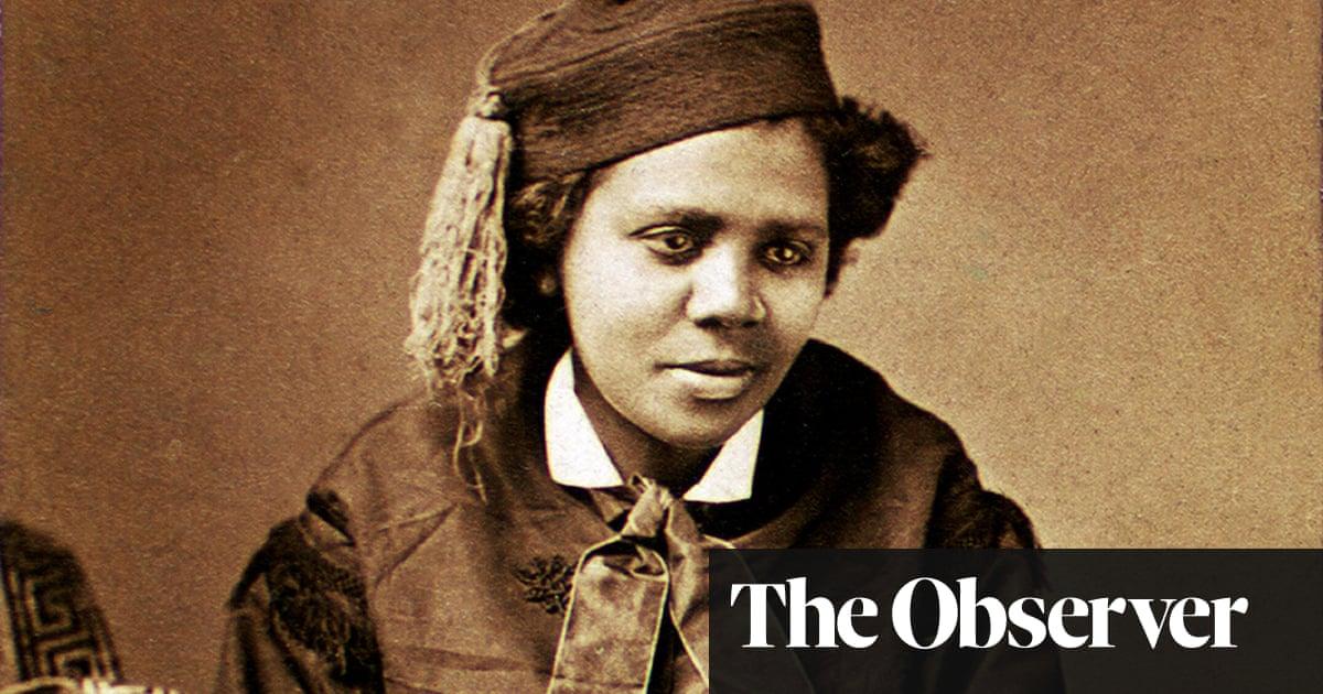 Feted, forgotten, redeemed: how Edmonia Lewis made her mark
