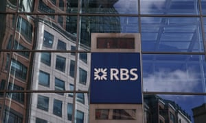 Royal Bank of Scotland headquarters in the City of London