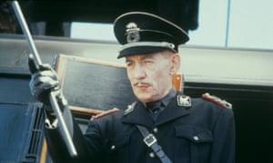 Outrageous performance … Ian McKellen as Richard III.