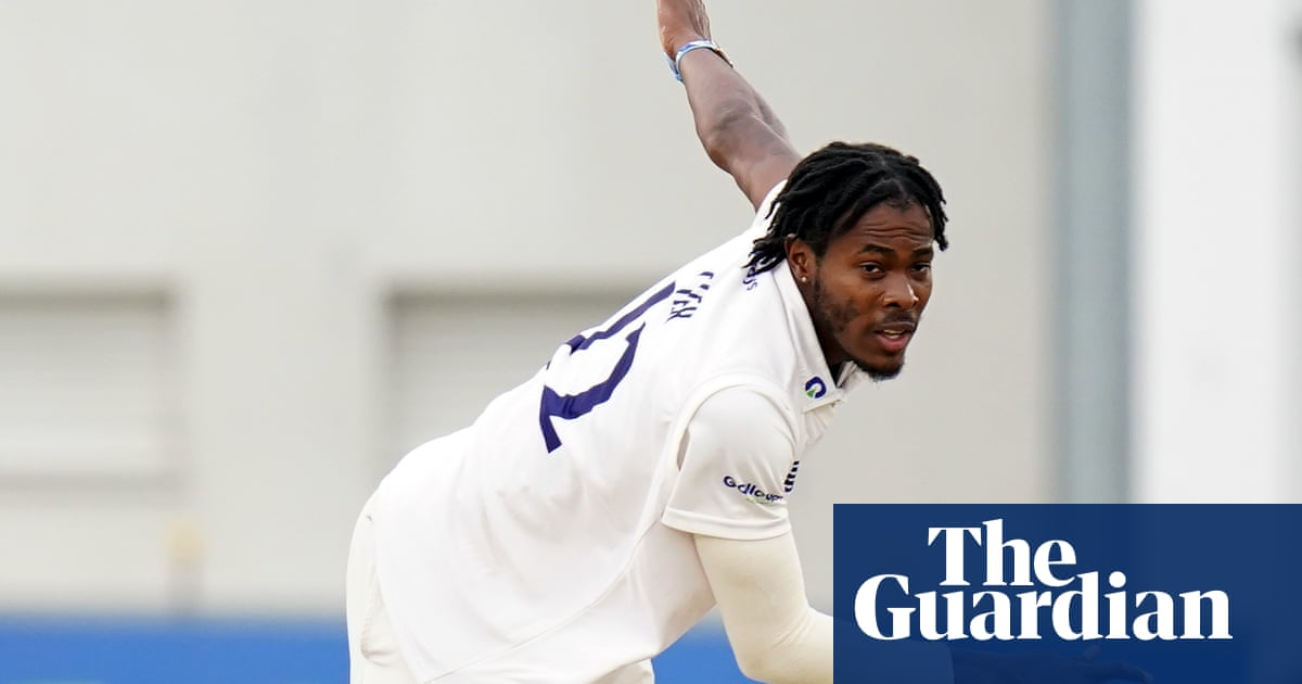 England's Jofra Archer out of New Zealand Tests and may need surgery
