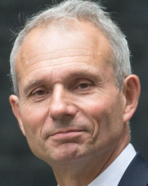 David Lidington says the POA has a history of engaging in unlawful industrial action