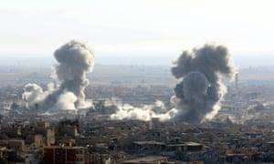 Iraq airstrikes
