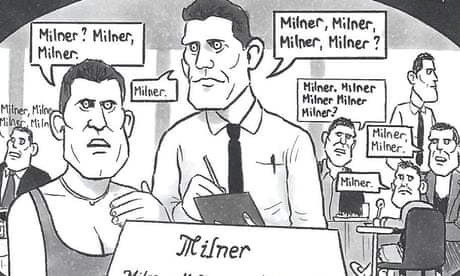 David Squires on … Being James Milner