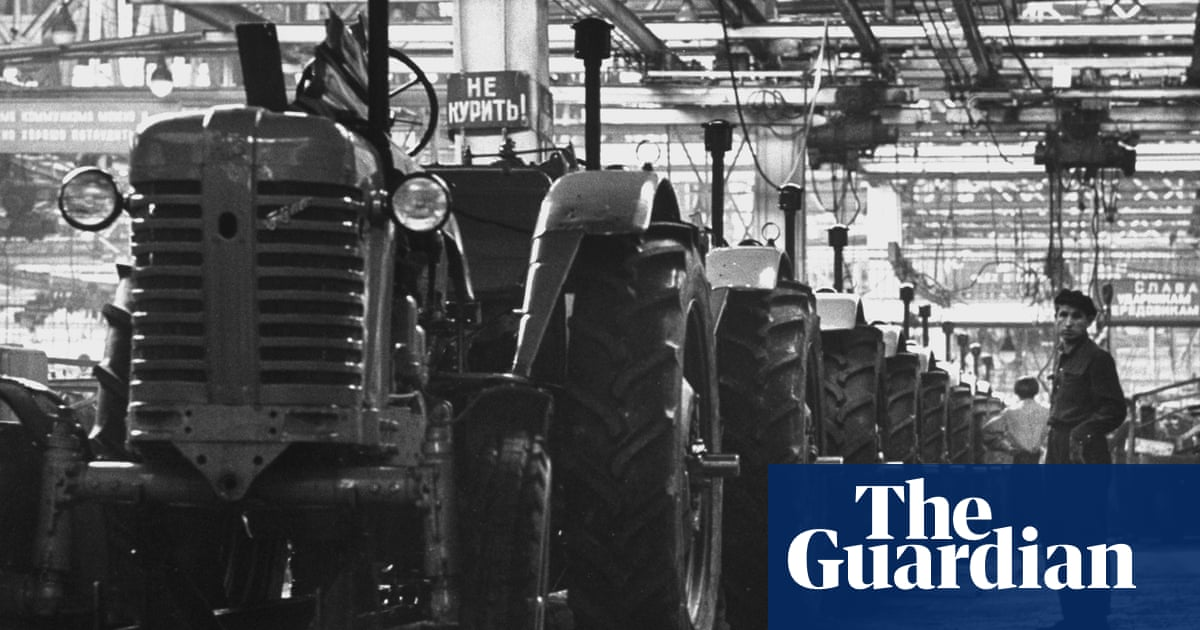 Belarus: putting Russia on the right tractor – archive, 1988
