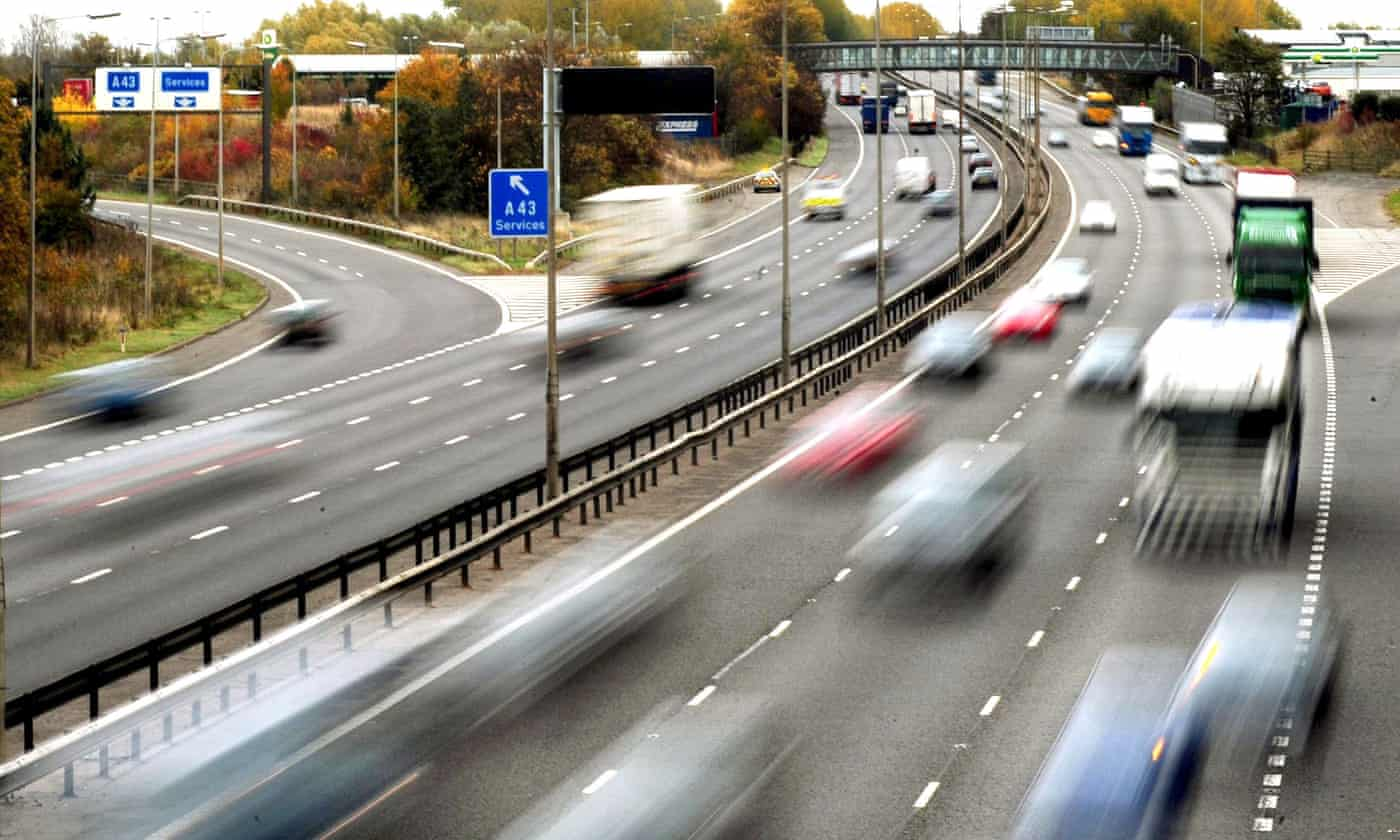 Bury bodies along UK's motorways to ease burial crisis, expert suggests